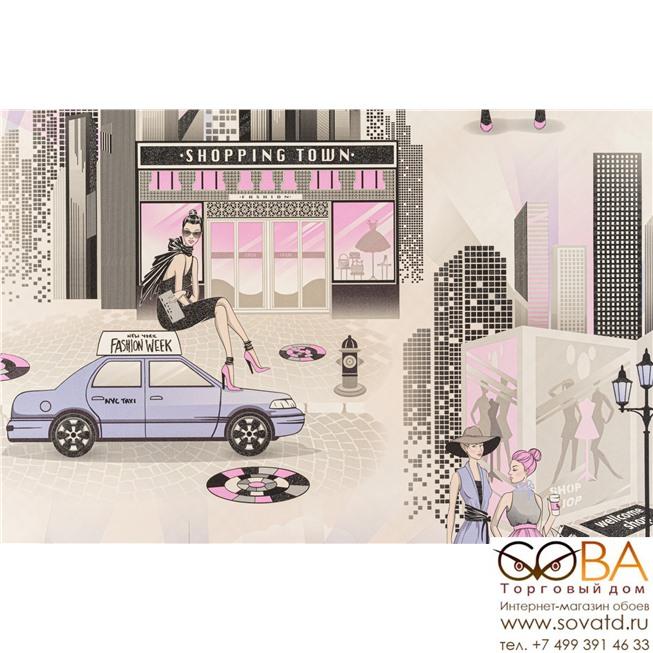 Обои OVK Design Артекс Fusion Mix 10293-01 купить по лучшей цене в интернет магазине стильных обоев Сова ТД. Доставка по Москве, МО и всей России