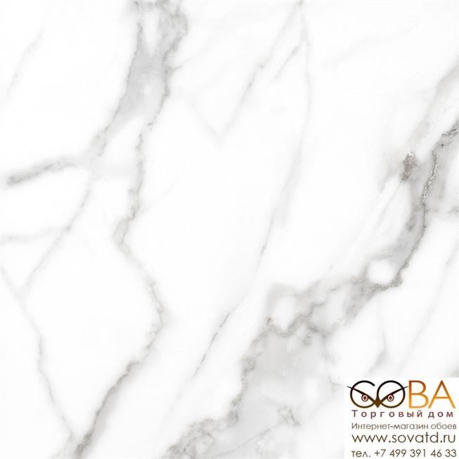 Керамогранит Granada  белый GB 0005 60х60 купить по лучшей цене в интернет магазине стильных обоев Сова ТД. Доставка по Москве, МО и всей России