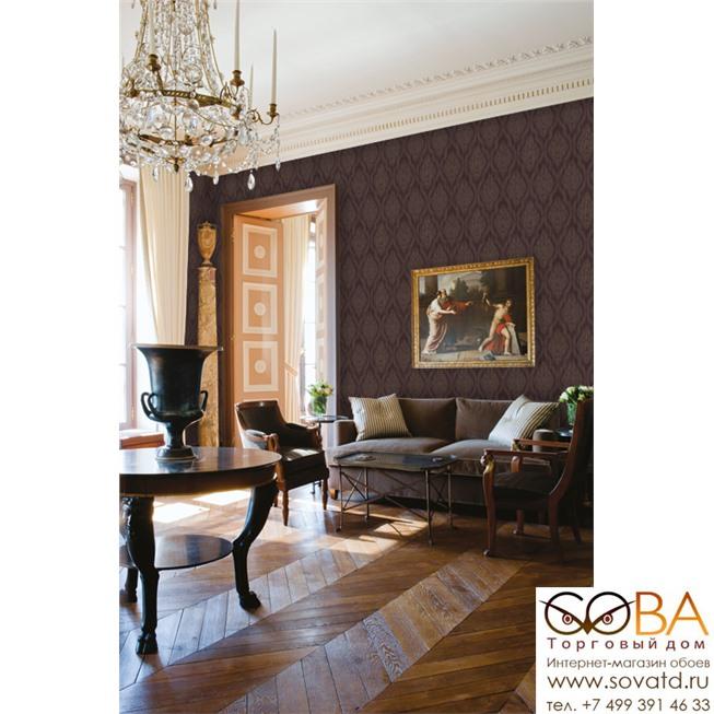 Обои Seabrook DA50709 Classic Elegance купить по лучшей цене в интернет магазине стильных обоев Сова ТД. Доставка по Москве, МО и всей России