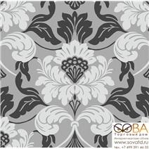 Обои Casa Mia Cobalt RM20300 купить по лучшей цене в интернет магазине стильных обоев Сова ТД. Доставка по Москве, МО и всей России