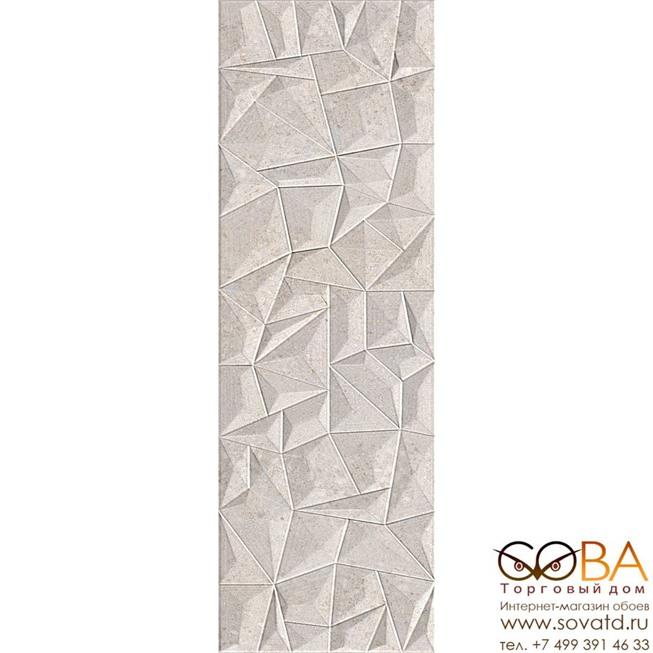 Декор Creto  Crystal Ivory W M/STR 30x90 R Satin 1 купить по лучшей цене в интернет магазине стильных обоев Сова ТД. Доставка по Москве, МО и всей России