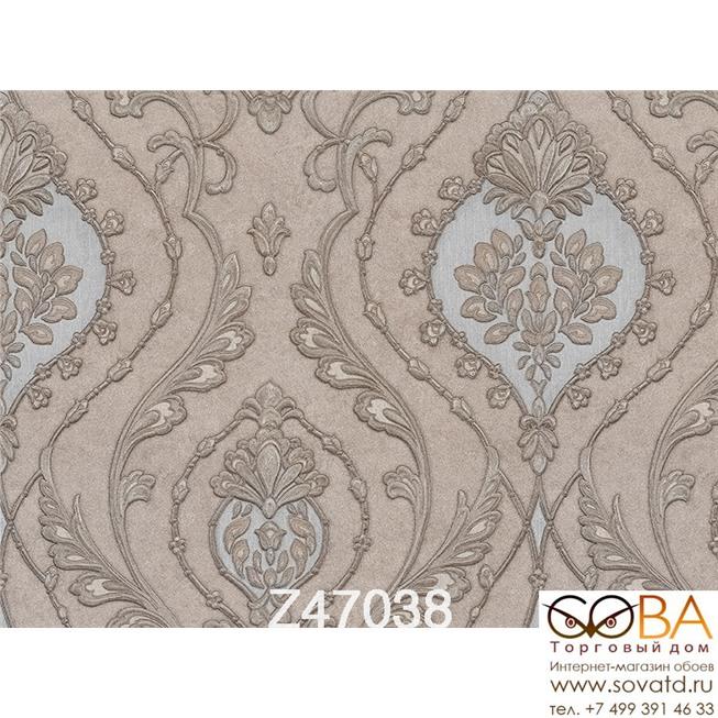 Обои Zambaiti Villa Dorata 47038 купить по лучшей цене в интернет магазине стильных обоев Сова ТД. Доставка по Москве, МО и всей России