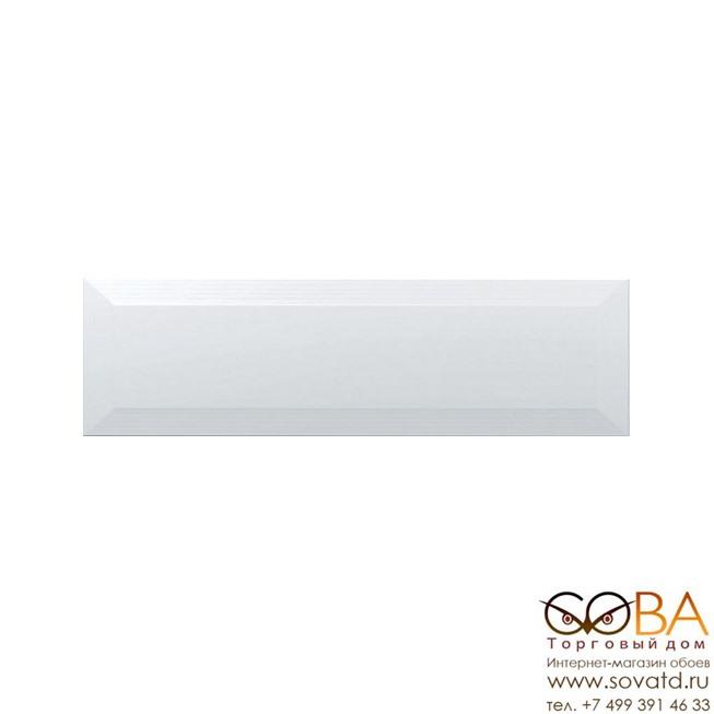 Плитка Kerama Marazzi  Гамма белый 8,5х28,5 купить по лучшей цене в интернет магазине стильных обоев Сова ТД. Доставка по Москве, МО и всей России