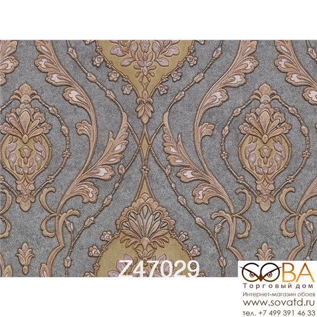 Обои Zambaiti Villa Dorata 47029 купить по лучшей цене в интернет магазине стильных обоев Сова ТД. Доставка по Москве, МО и всей России
