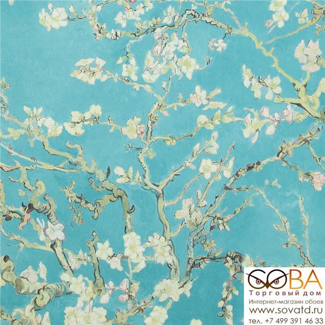 Обои BN 17140 Van Gogh купить по лучшей цене в интернет магазине стильных обоев Сова ТД. Доставка по Москве, МО и всей России