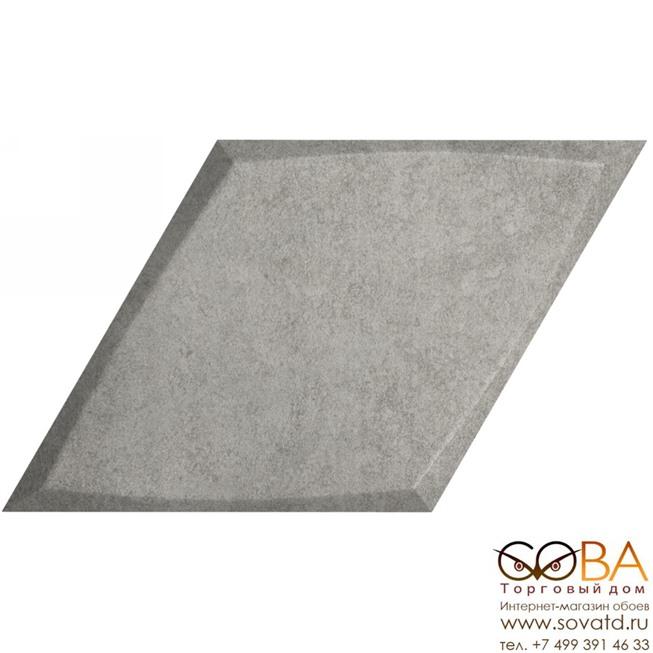 Керамическая плитка ZYX Evoke Diamond Zoom Cement (15x25.9)см 218272 (Испания) купить по лучшей цене в интернет магазине стильных обоев Сова ТД. Доставка по Москве, МО и всей России