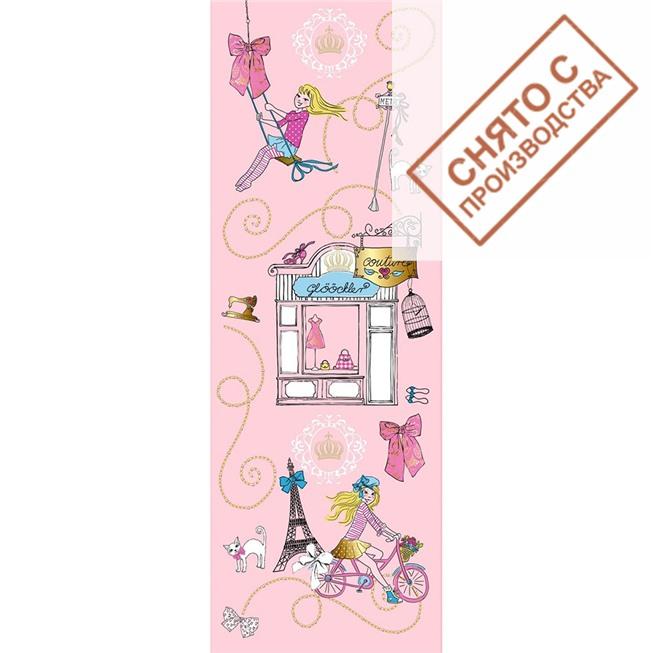 Панно Marburg 45612 Children's Paradise купить по лучшей цене в интернет магазине стильных обоев Сова ТД. Доставка по Москве, МО и всей России