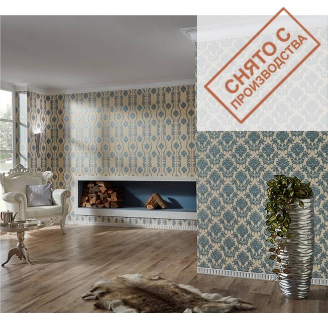 Обои A.S. Creation Chateau 5 34492-6 купить по лучшей цене в интернет магазине стильных обоев Сова ТД. Доставка по Москве, МО и всей России