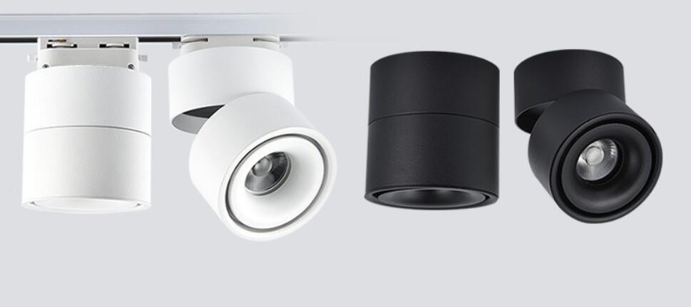 Металлический светильник Спот поворотный 1