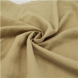 Конопляная ткань пшеничного цвета №79