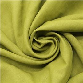 "Конопляная ткань цвет ""оливка"" #51"