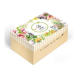 Подарочная коробка для женщин 17,5х12х8,5см.