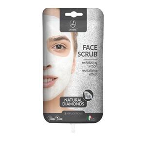 Скраб для лица с алмазами Face Scrub Diamond