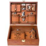 Подарочный набор в чемодане Helios GT-TZ195