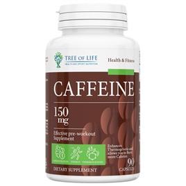 CAFFEINE 150mg 90caps