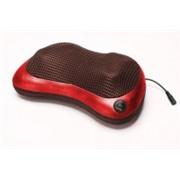 Массажная подушка «ШЕЯ, ПЛЕЧИ, СПИНА», красная