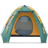 Палатка кемпинговая 4-х местная автомат Greenell Хоут 4V2(95286-303-00)