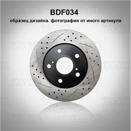 BDF034 - ПЕРЕДНИЕ