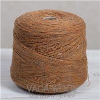 Пряжа Твид-мохер Золотой пепел 2725, 200м/50г Knoll Yarns, Mohair Tweed, Golden Ash