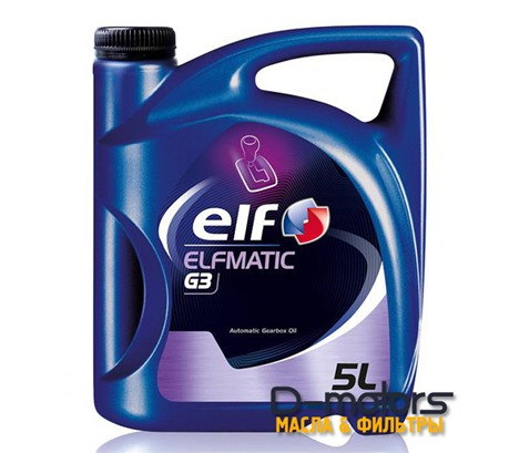ELF ELFMATIC G3 (5л.)