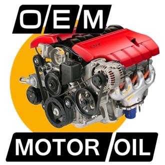 OEM (Оригинальные моторные масла)