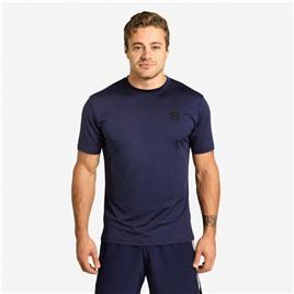 Футболка Better Bodies Essex Stripe Tee, темно-синий меланж