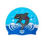 Шапочка для плавания AWT Multi Thunder/Martinica, силикон, 91925 63