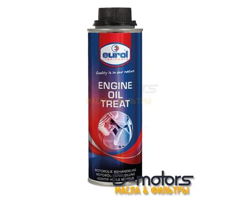 Антифрикционная и защитная присадка в масло EUROL Engine oil Treat (250мл.)