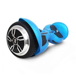 Гироборд Hoverbot A-18 Premium blue, интернет-магазин Sportcoast.ru