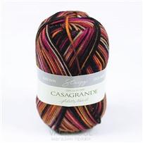 Пряжа Stripy цвет 546, 210м/50г, Casagrande