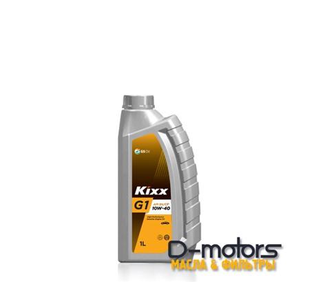 Моторное мало Kixx G1 10w-40 (1л)
