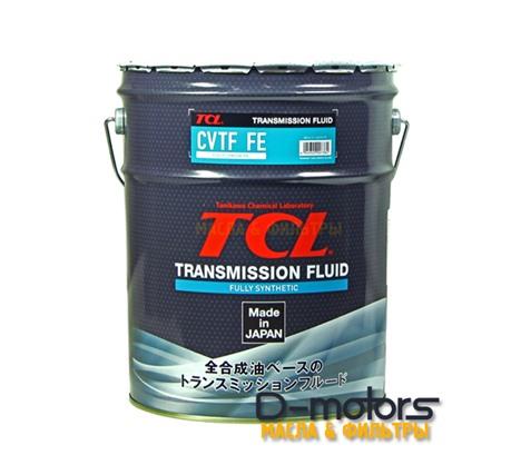 Трансмиссионное масло для автоматических коробок передач TCL CVTF FE (20л)