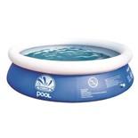 Бассейн надувной Jilong Prompt set + фильтр-насос10201EU 240х63 см
