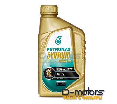 Petronas Syntium 3000 AV 5W-40 (1л)