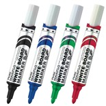 Набор для магнитно-маркерной доски Pentel Maxiflo MWL5S-4N