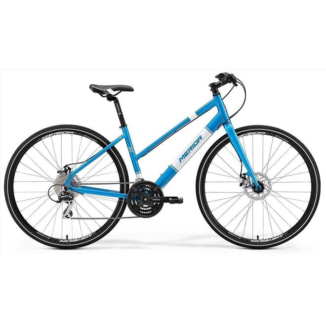 Велосипед Merida Crossway Urban 20MD (2017), интернет-магазин Sportcoast.ru