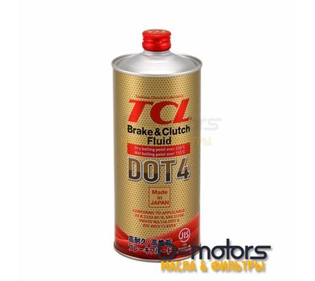 Тормозная жидкость TCL DOT4 (1л)
