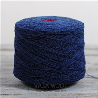 Пряжа Lambswool Синеголовник 296, 212м/50г., Knoll Yarns, Sea holly