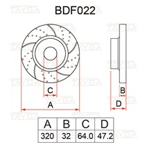 BDF022