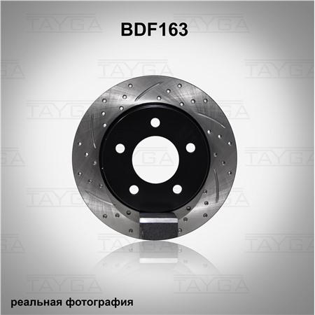BDF163 - ЗАДНИЕ