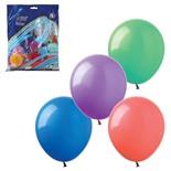 """Шарики воздушные Веселая Затея 14"""" (36 см) 100 шт 12 пастельных цветов 1101-0010"""