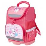 Ранец для девочек Юнландия Wise Bunny 16 л 229945