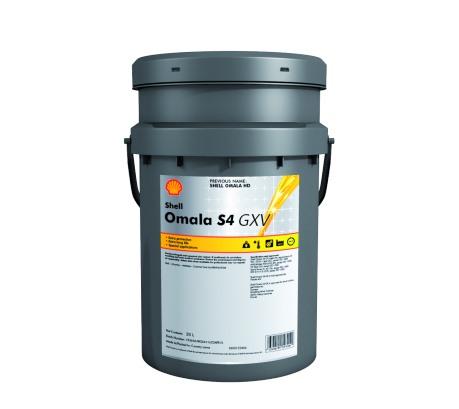 Shell  Omala   S4 GX 320, 20л.