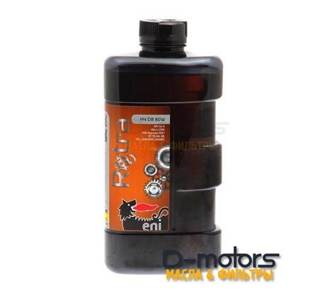 Трансмиссионное масло ENI Rotra HY DB 80W (1л)