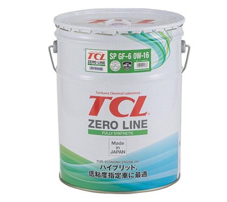TCL Zero Line 0W-16 SP/GF-6 (20 л.)