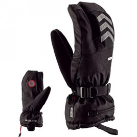 Лыжные перчатки Viking Takara Black, интернет-магазин Sportcoast.ru