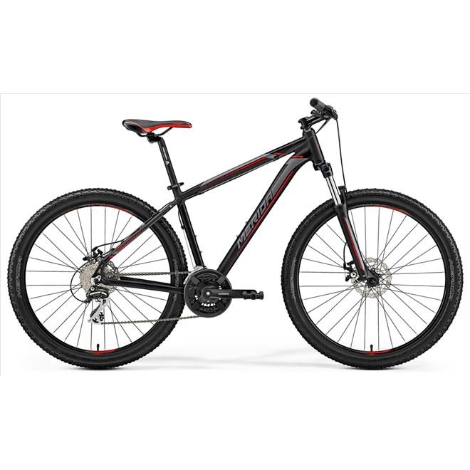 Велосипед Merida Big Seven 20-MD 2019, интернет-магазин Sportcoast.ru