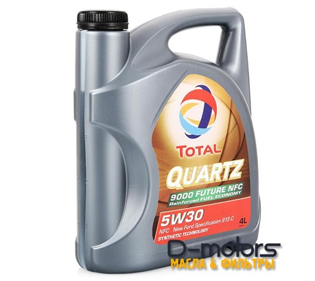 Моторное масло Total Quartz 9000 Future NFC 5W-30 (4л.)