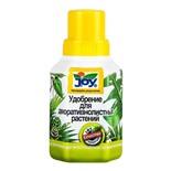 Лигногумат JOY Декоративнолиственные растения ДМ-NPК 6% 0,33 л