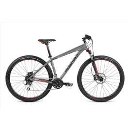 Велосипед FORMAT 1411 Matt Grey 27.5, интернет-магазин Sportcoast.ru